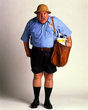 Gay postman